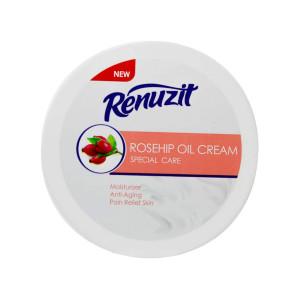 کرم مرطوب کننده رینوزیت مدل Rose Hip Oil حجم 200 میلی لیتر