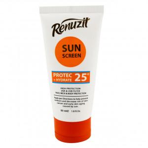 کرم ضد آفتاب رینوزیت مدل Hydrate SPF 25 حجم 50 میلی لیتر