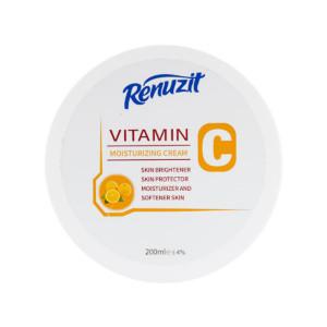 کرم مرطوب کننده رینوزیت مدل Vitamin C حجم 200 میلی لیتر