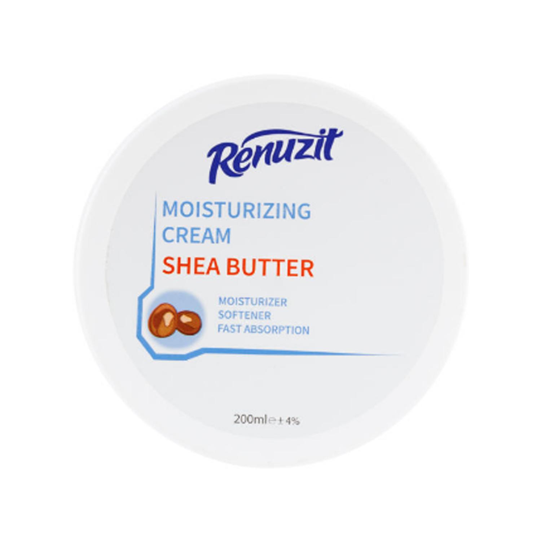 کرم مرطوب کننده رینوزیت مدل Shea Butter حجم 200 میلی لیتر
