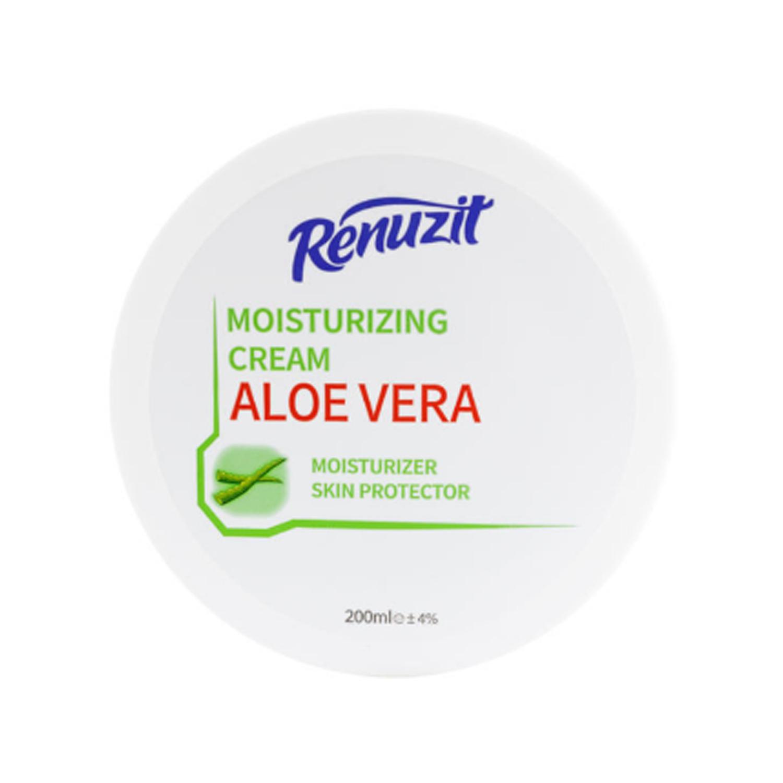 کرم مرطوب کننده رینوزیت مدل Aloe Vera حجم 200 میلی لیتر