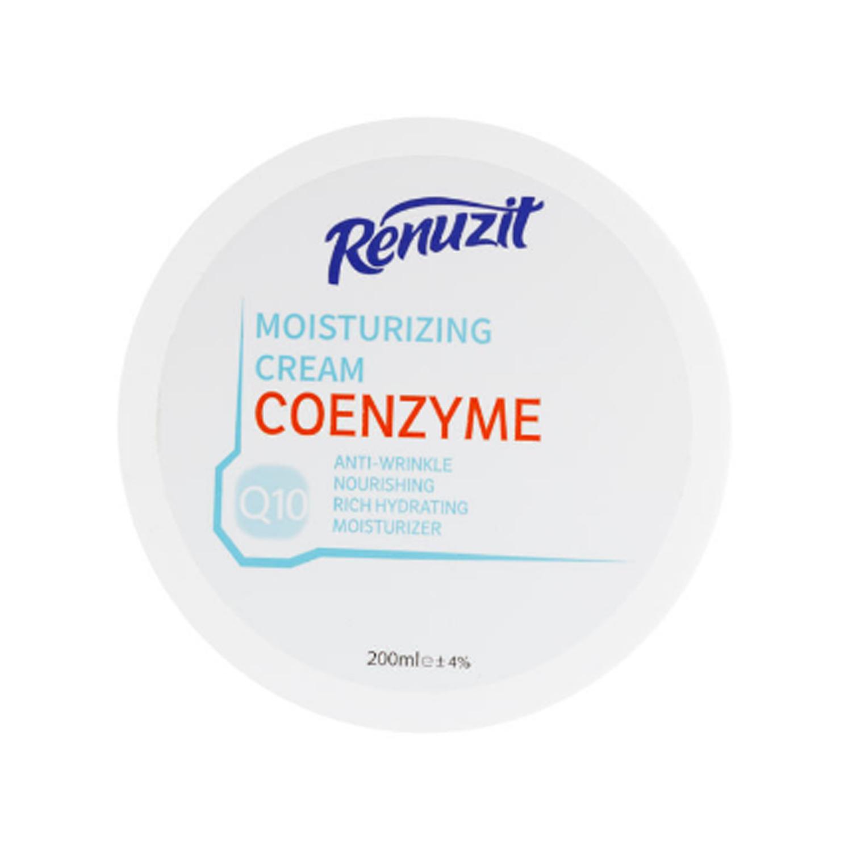 کرم مرطوب کننده رینوزیت مدل Coenzyme Q10 حجم 200 میلی لیتر