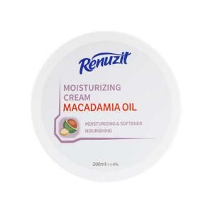 کرم مرطوب کننده رینوزیت مدل Macadamia Oil حجم 200 میلی لیتر