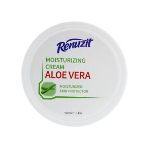 کرم مرطوب کننده رینوزیت مدل Aloe Vera حجم 150 میلی لیتر