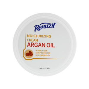 کرم مرطوب کننده رینوزیت مدل Argan حجم 150 میلی لیتر