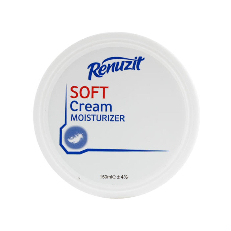 کرم مرطوب کننده رینوزیت مدل Soft Cream حجم 150 میلی لیتر