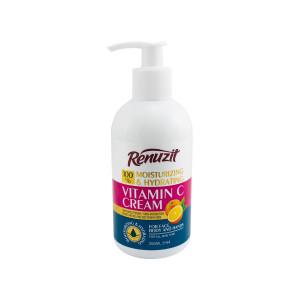 کرم مرطوب کننده رینوزیت مدل Vitamin C حجم 250 میلی لیتر