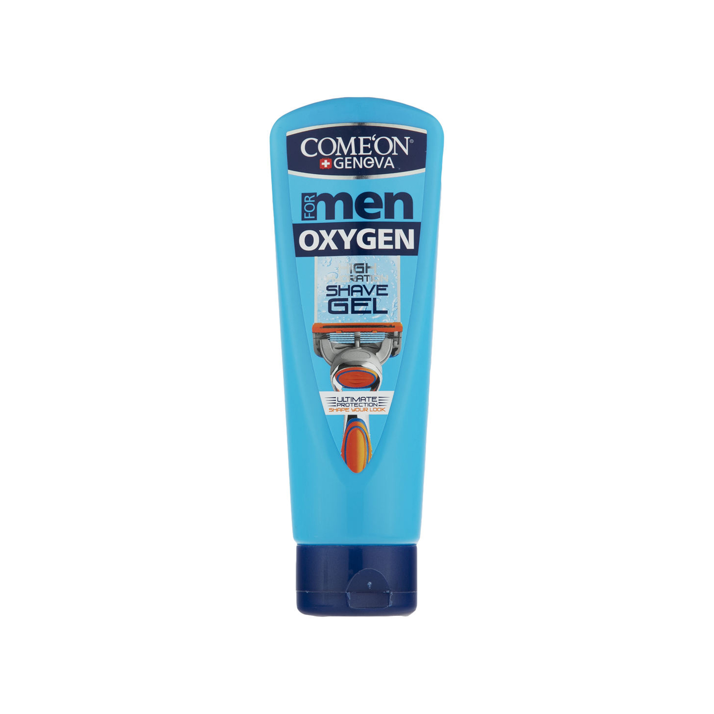 ژل اصلاح کامان مدل Oxygen حجم 200 میلی لیتر