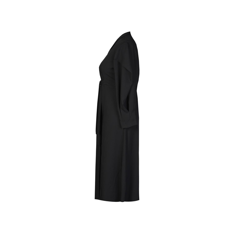 مانتو کرپ زنانه مانتو ولیعصر مدل راحیل کد 61801