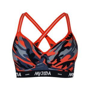 نیم تنه ورزشی زنانه ماییلدا مدل 3532-4