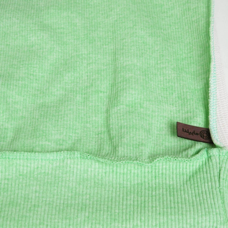 ست سویشرت و شلوار نخی زنانه ماییلدا کد 3492-6