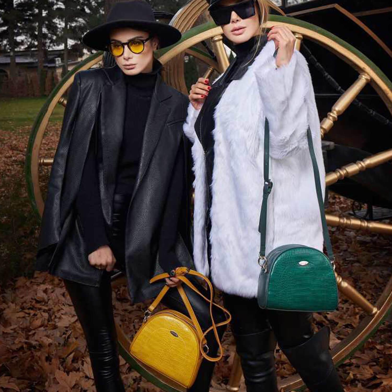 کیف دوشی زنانه دیوید جونز مدل Cm5909