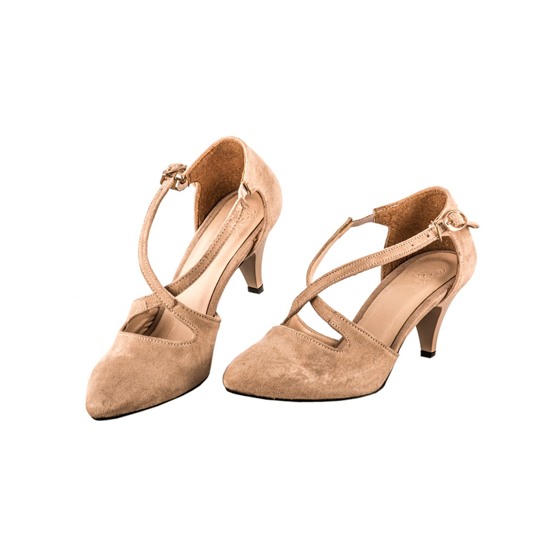 کفش جیر پاشنه بلند زنانه ویوو مدل 3111