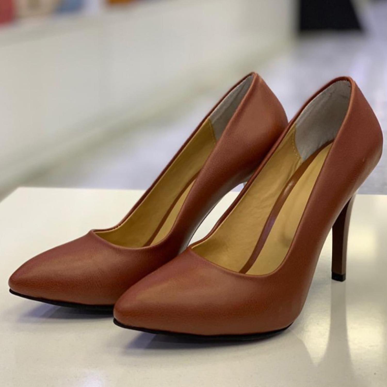 کفش پاشنه بلند زنانه ویوو مدل 3115
