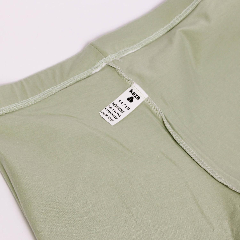 ست تی شرت و شلوار نخی دخترانه کوزا مدل 3578-3-W