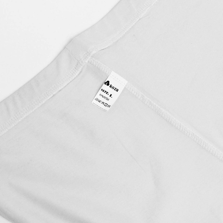 ست تی شرت و شلوار نخی زنانه کوزا مدل 3575-4-ORG