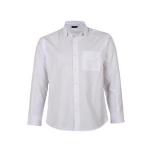 پیراهن پنبه ای مردانه ناوالس مدل NoX8020-WH