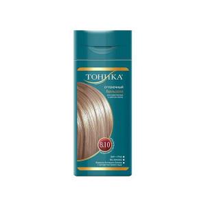 شامپو رنگ مو تونیکا شماره 8.10 حجم 150 میلی لیتر