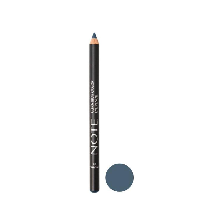 مداد چشم نوت مدل Ultra Rich Color شماره 04