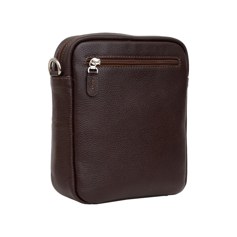 کیف دوشی چرم مدل SDT 1200162 - 2
