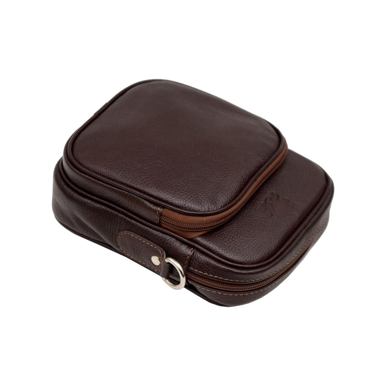 کیف دوشی چرم مدل SDT 1200162 - 1
