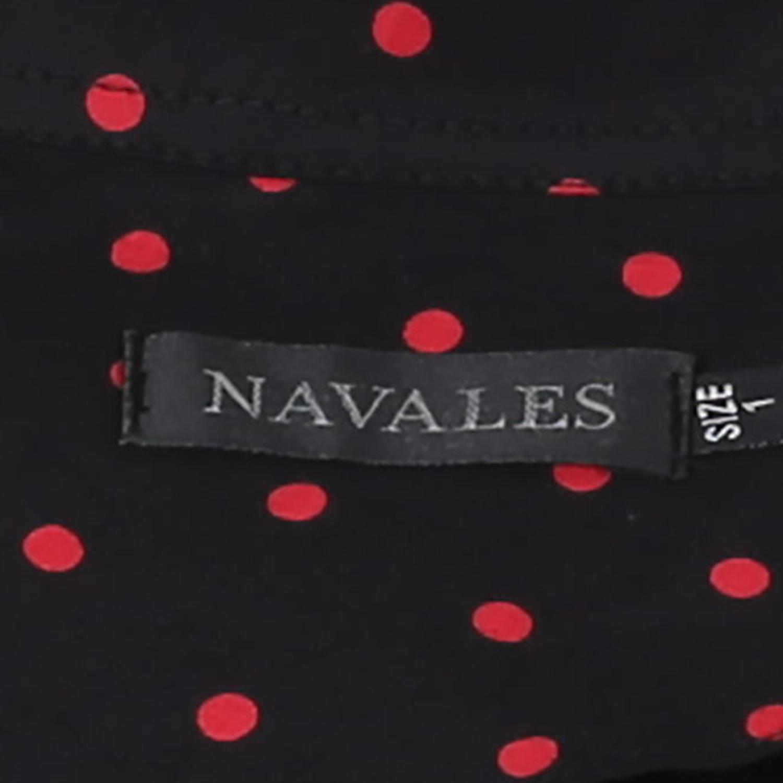شومیز زنانه ناوالس کد Dots01-RD