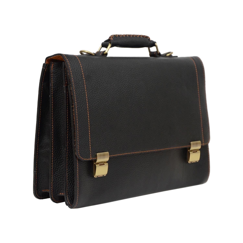 کیف اداری چرم مدل JI 100113
