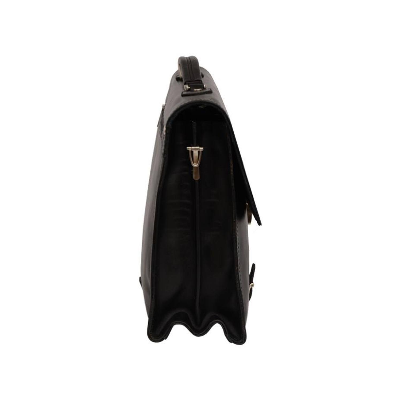 کیف اداری چرم مدل HF1