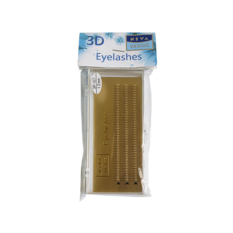 مژه مصنوعی نوا مدل 3D-12mm