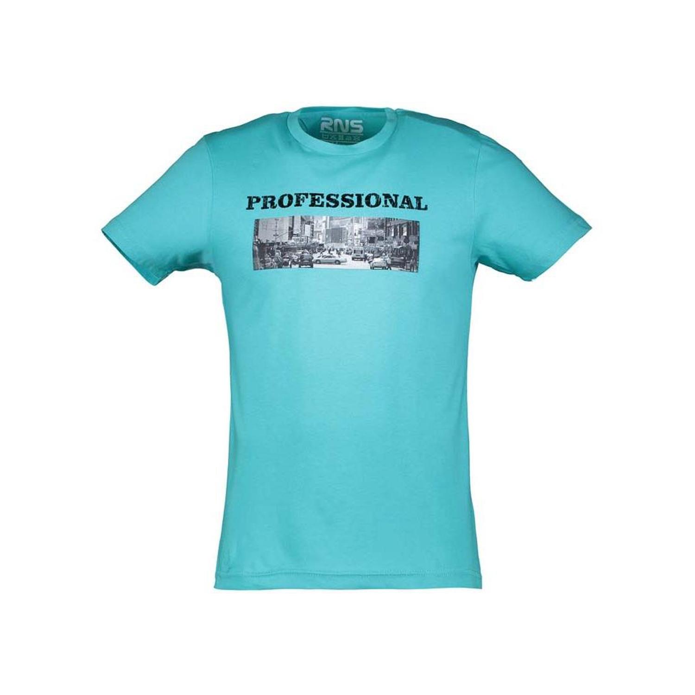 تی شرت نخی مردانه آر ان اس مدل 131025B