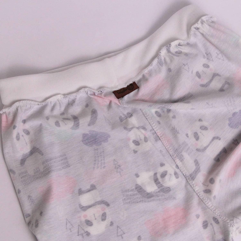 ست تی شرت و شلوار نخی زنانه ماییلدا مدل 3587-1