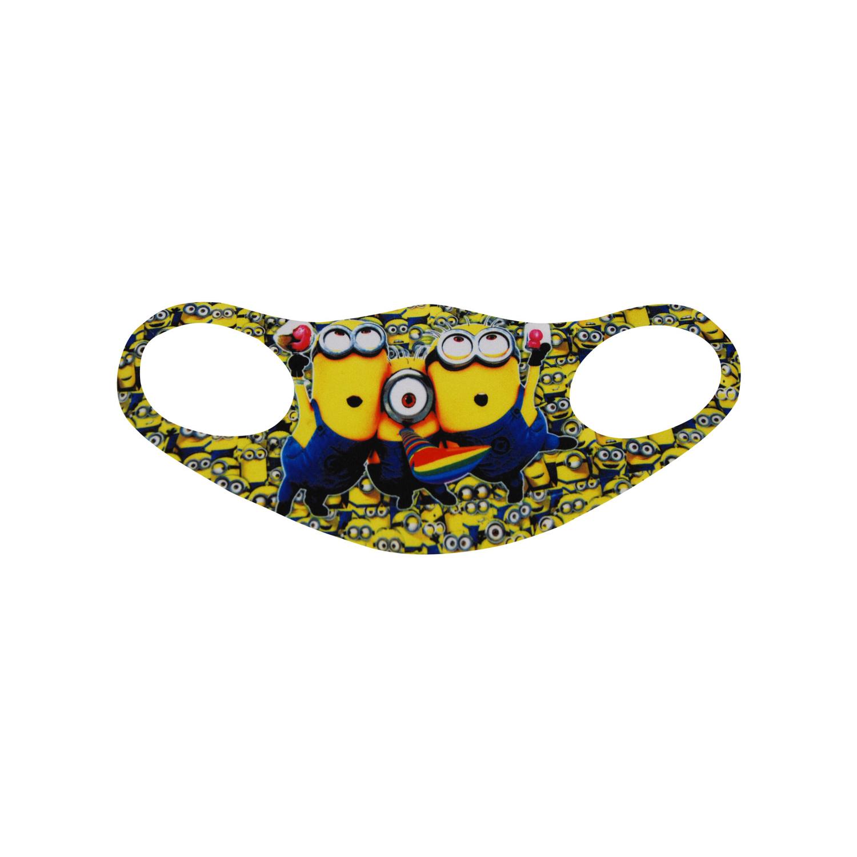 ماسک تزیینی بچگانه ماییلدا طرح کارتون کد 3501-4