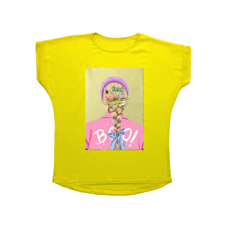 تی شرت نخی زنانه مدل 1005