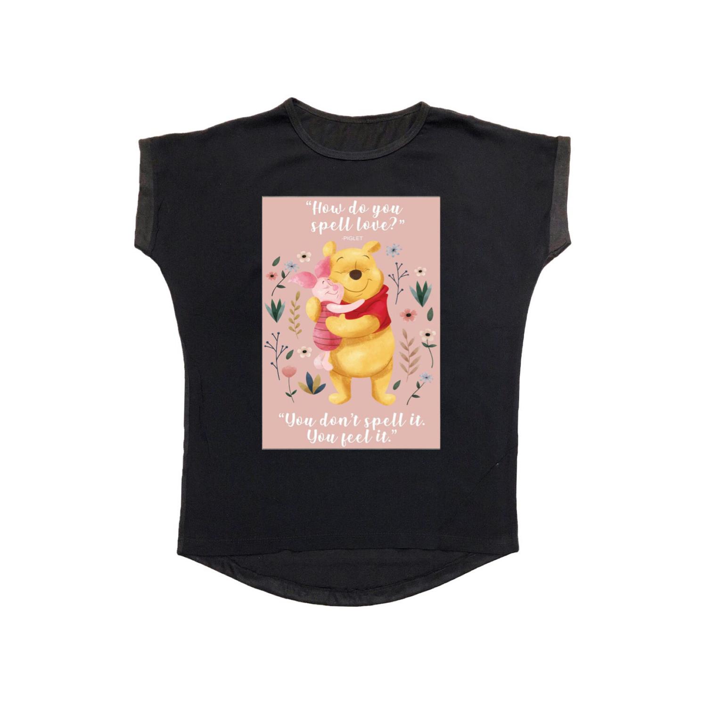 تی شرت نخی زنانه مدل 1002