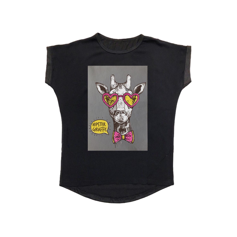 تی شرت نخی زنانه مدل 1001