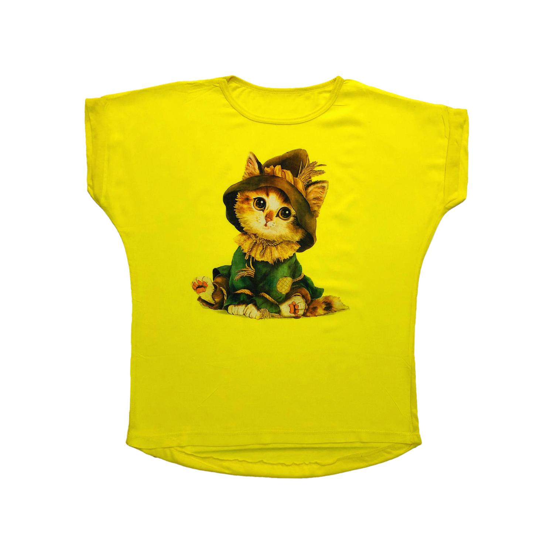 تی شرت نخی زنانه کد 5