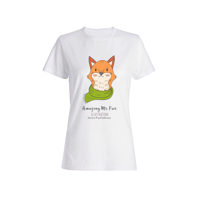 تی شرت نخی زنانه کد 04