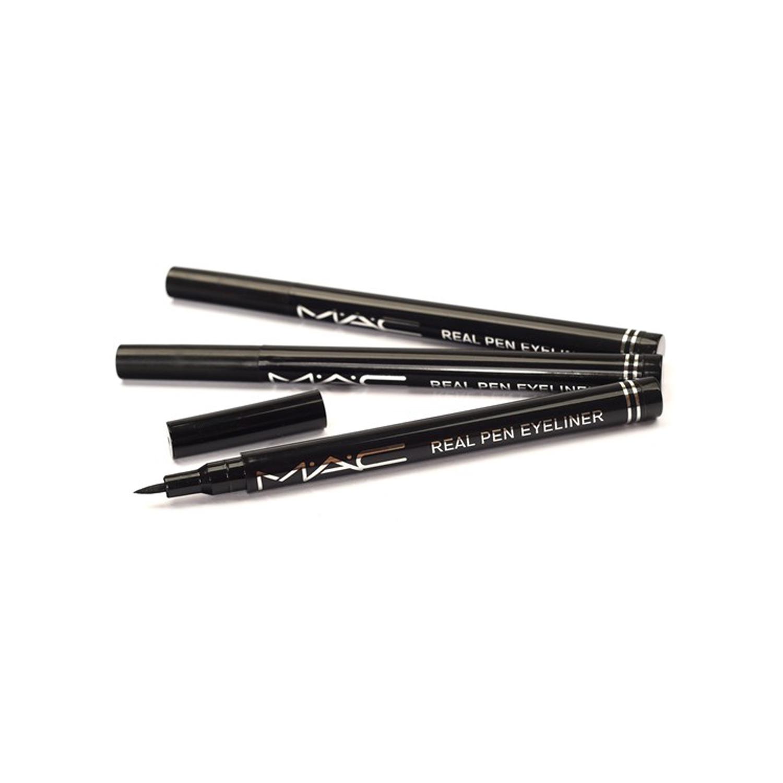 خط چشم ماژیکی مک سری Real Pen Eyeliner