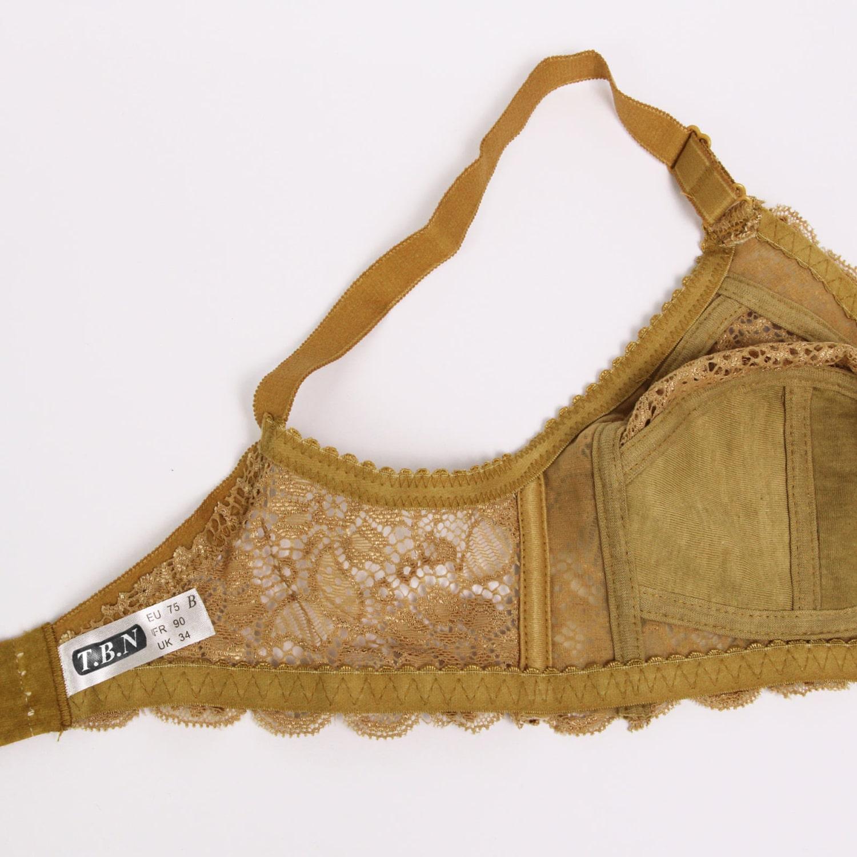 سوتین گیپور زنانه تی بی ان مدل 11254-CR