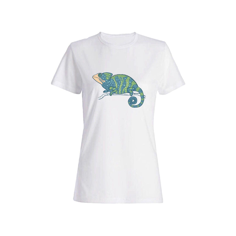 تی شرت نخی زنانه طرح آفتاب پرست کد 3851