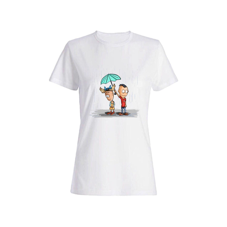 تی شرت نخی زنانه کد 2714