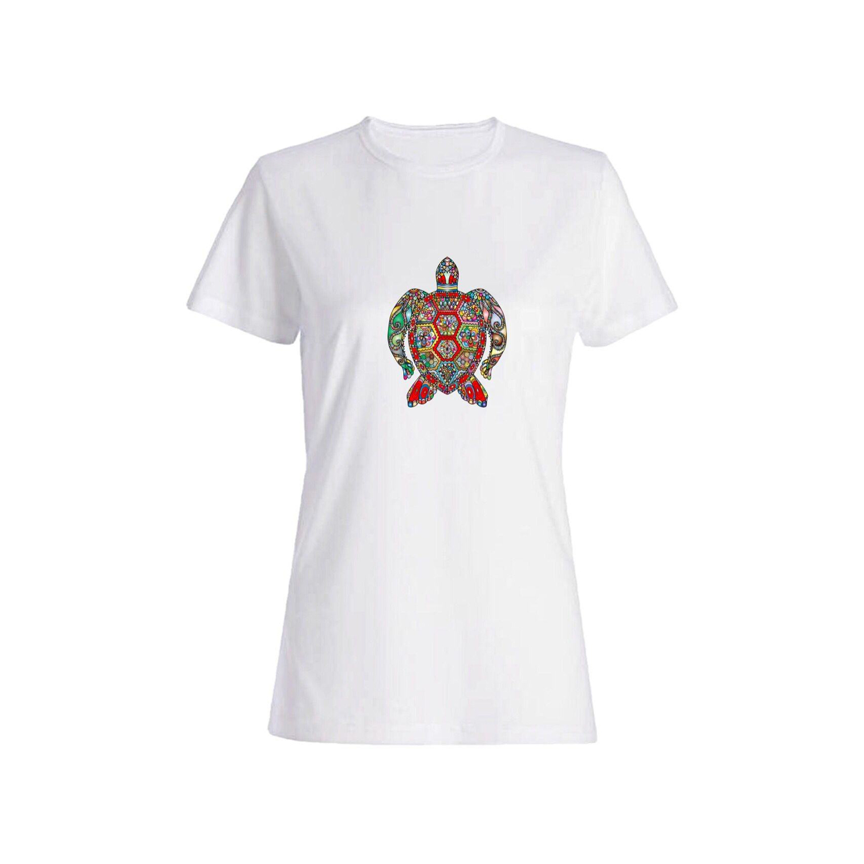تی شرت نخی زنانه کد 0269