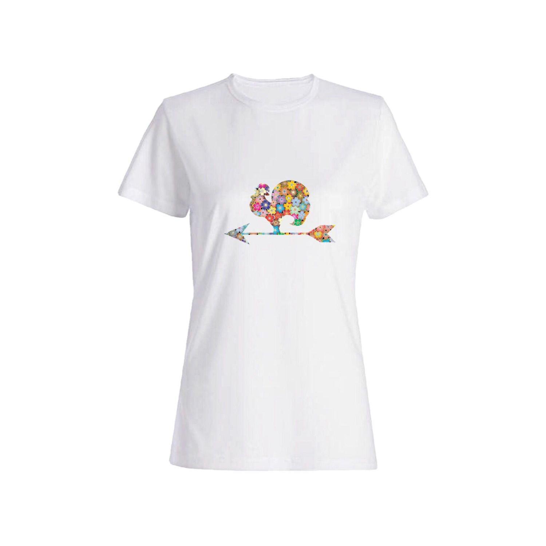 تی شرت نخی زنانه کد 0267