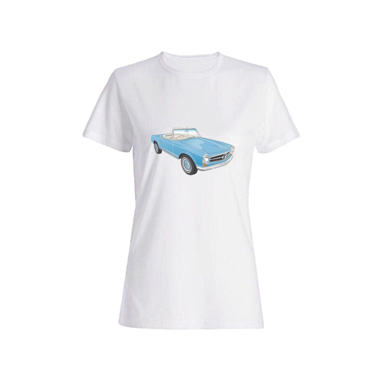 تی شرت نخی زنانه کد 0259