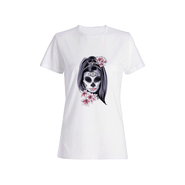 تی شرت نخی زنانه کد 0255
