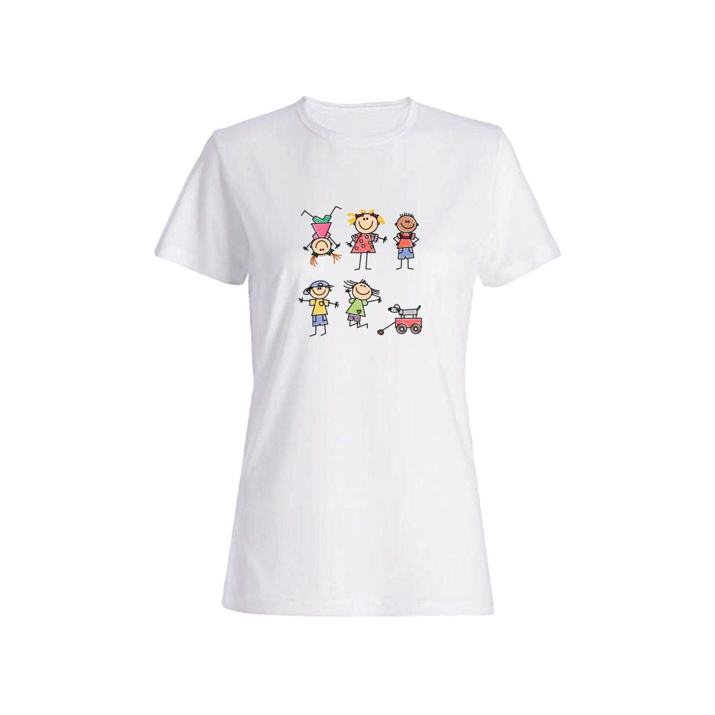 تی شرت نخی زنانه کد 0250