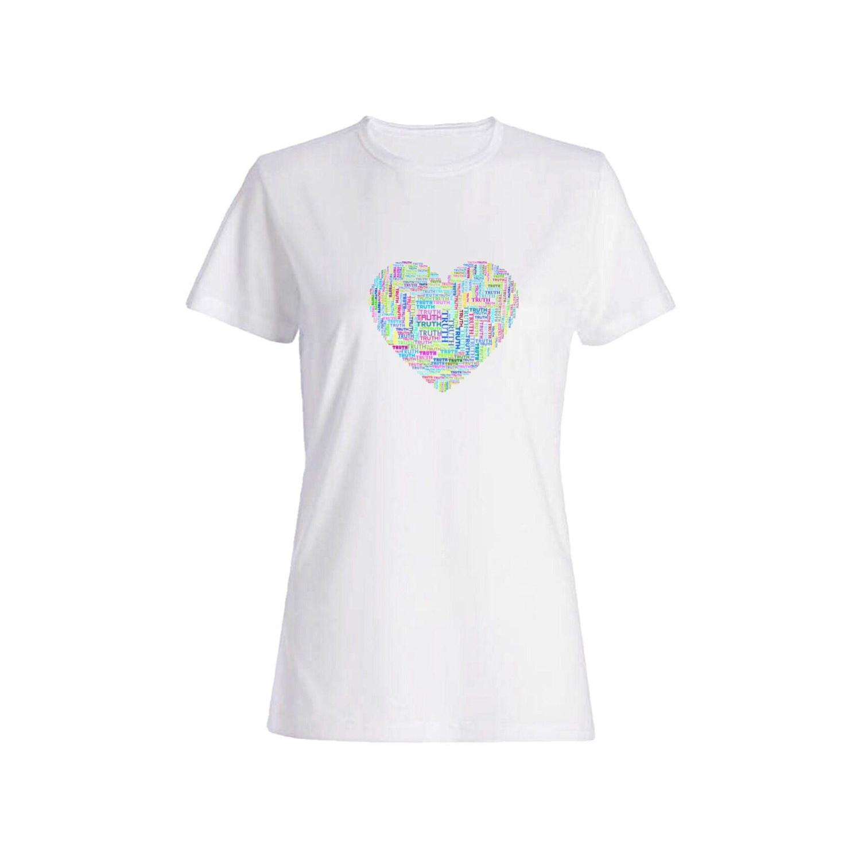 تی شرت نخی زنانه کد 0245