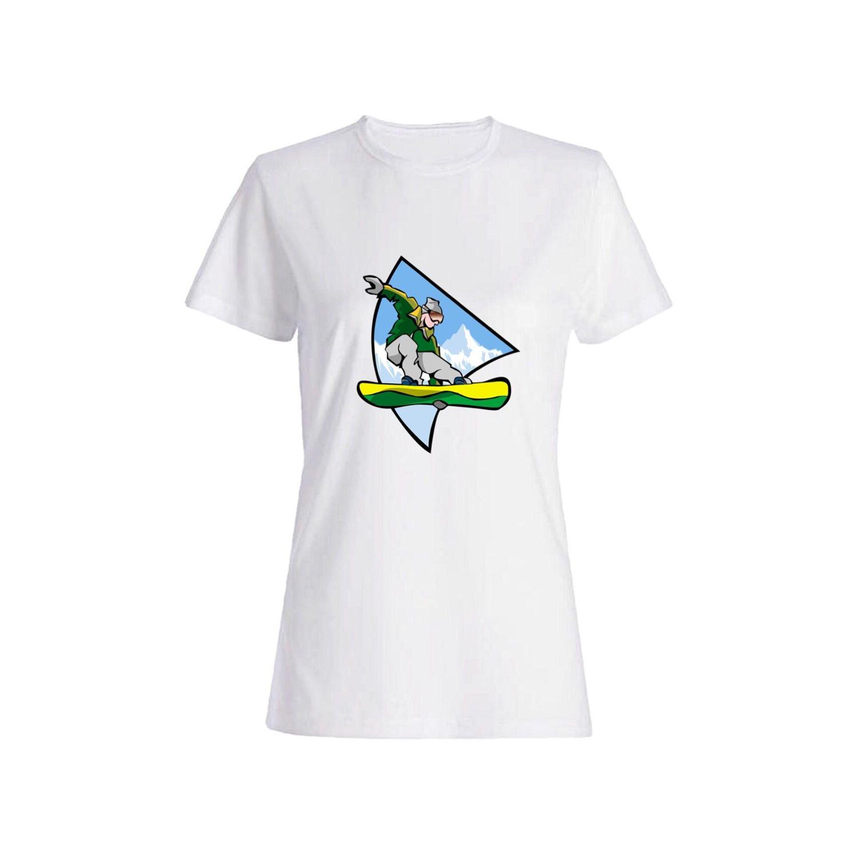 تی شرت زنانه کد 0201