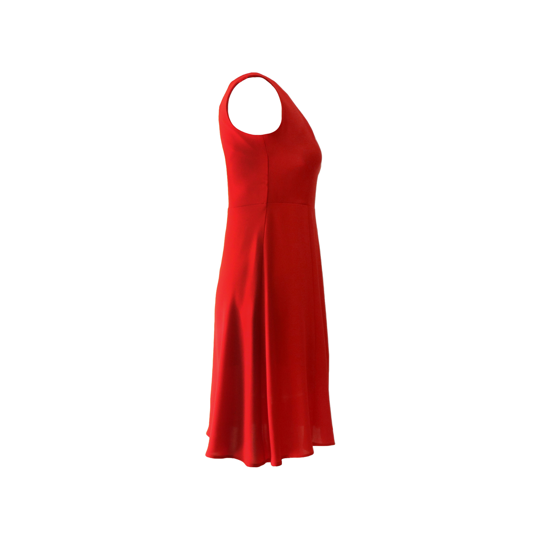 پیراهن کرپ زنانه درس ایگو کد 1010033