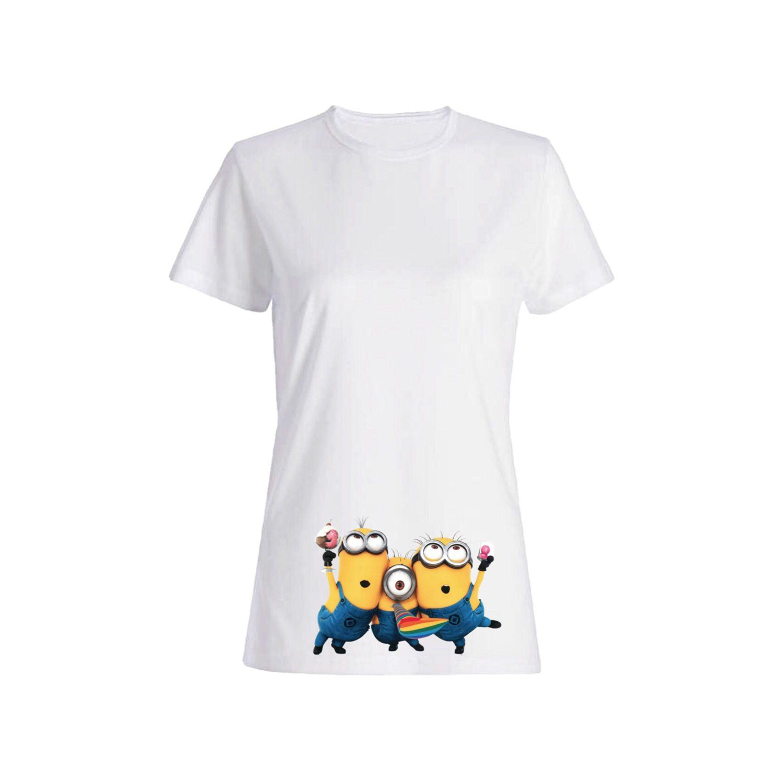 تی شرت زنانه کد 0190